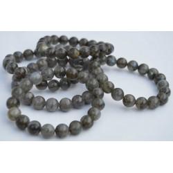 Labradorite bracelet perles rondes 10mm