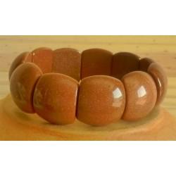 Bracelet Sunny stone grand cabochon