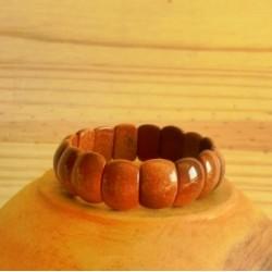 Bracelet Sunny stone cabochon