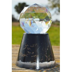 Condensateur shungite + sphère