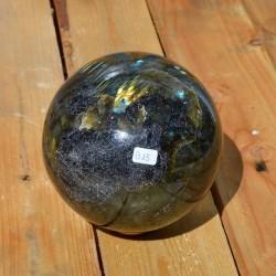 Labradorite sphère B15