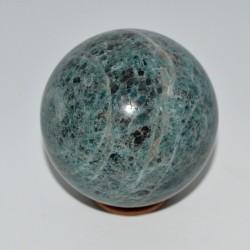 Apatite bleue  sphère ARC33