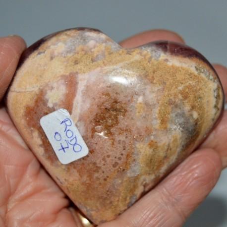 Rhodochrosite Coeur RODO07