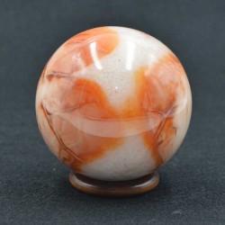Cornaline sphère 41