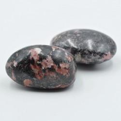Rhodonite lot 2 galets  ARF29
