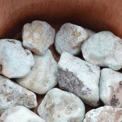 Larimar pierre brute