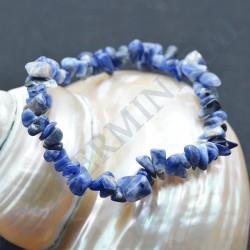 Bracelet Sodalite baroque