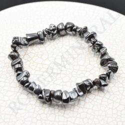 Bracelet Hématite baroque