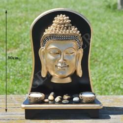 Bouddha or rayonnant