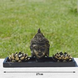 Bouddha de l'écoute