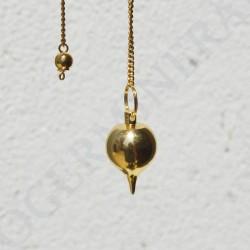 Pendule métal 06