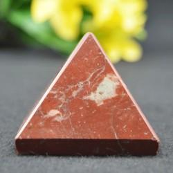 Pyramide Jaspe rouge JR5