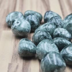 Séraphinite pierre roulée à l'unité.
