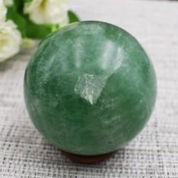 Fluorite verte sphère ARE50 roger mineral