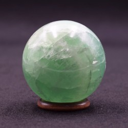 Fluorite verte sphère ARC19