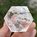 Hexagramme Cristal de roche HCR7