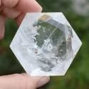 Hexagramme Cristal de roche HCR4