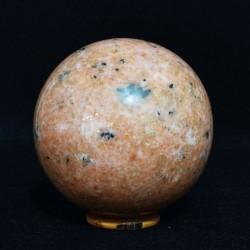Calcite orange sphère ARF5