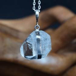 Pendentif Diamant Herkimer CAR03