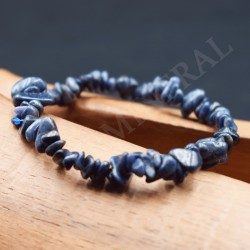 Bracelet Saphir baroque