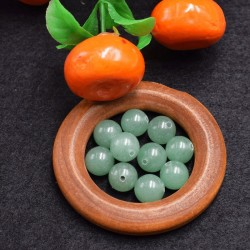 Aventurine naturelle perles 8mm prix dégressifs