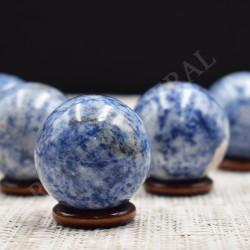 Sodalite sphères