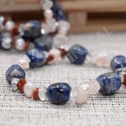 Bracelet Sodalite et autres pierres