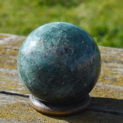 Fuchsite Sphere FSS2