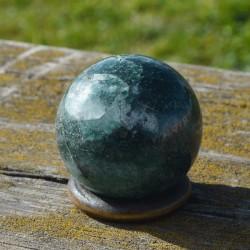 Fuchsite Sphere FSS1