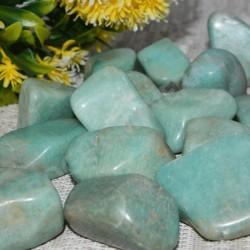 Amazonite pierre roulée à l'unité