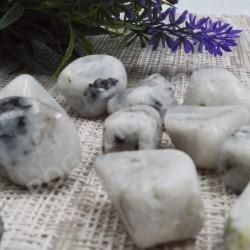 Pierre de Lune pierres roulées à l'unité