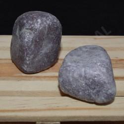Lépidolite pierre roulée