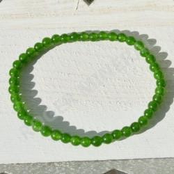 Bracelet Jade du Canada 4 mm