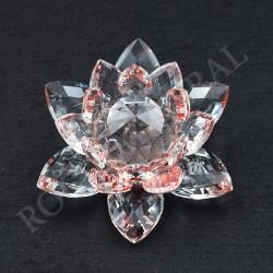 Lotus Feng-shui 5cm rouge