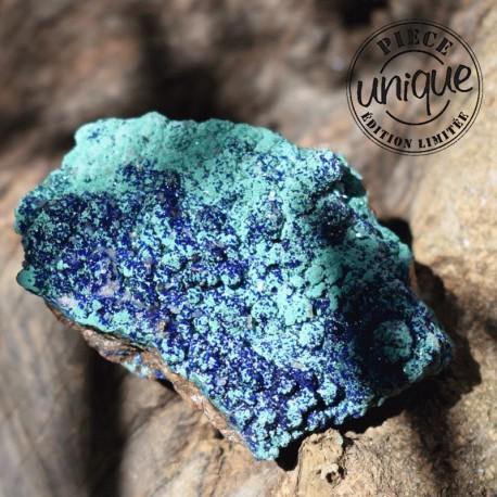Azurite Cristalisée AZ09