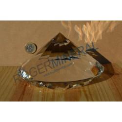 Diamant Feng-shui 15cm