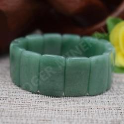 Bracelet Aventurine square 15mm