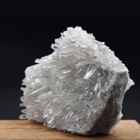 Cristal de roche pierre brute 7