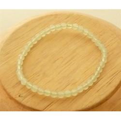 Bracelet Jade perles rondes