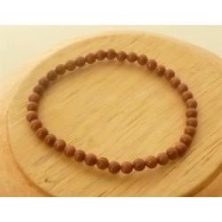 Bracelet Sunny stone Perles rondes