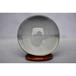 Boule de Cristal Feng-shui 6cm
