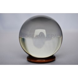 Boule de Cristal Feng-shui 8cm