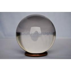 Boule de Cristal Feng-shui 10cm