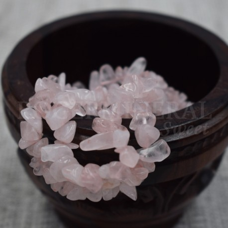 Bracelet Quartz rosebaroque