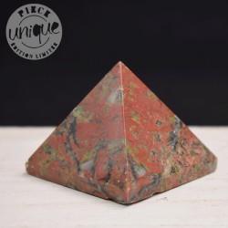 Pyramide Unakite PUNA02