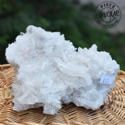 Cristal de roche pierre brute 10