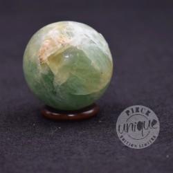 Fluorite verte sphère FLS2