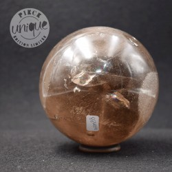 Quartz fumé sphère ARM33
