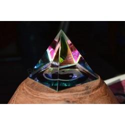 Pyramide Yin-Yang 5cm