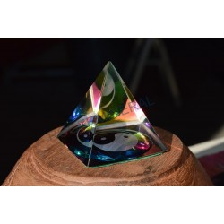 Pyramide Yin-Yang 4cm